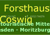 Forsthaus Coswig