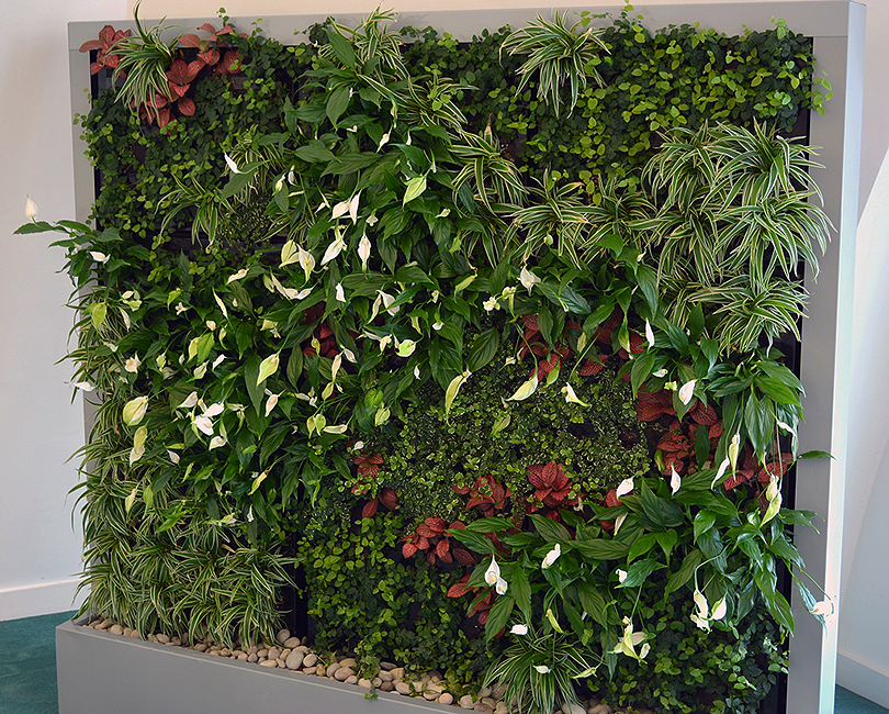 Mobile Green Wall